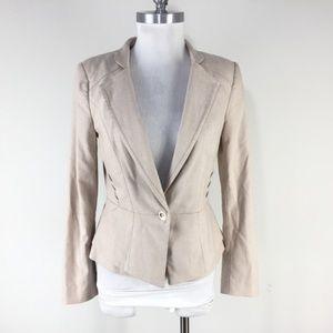 WHITE HOUSE BLACK MARKET Beige Blazer jacket 155